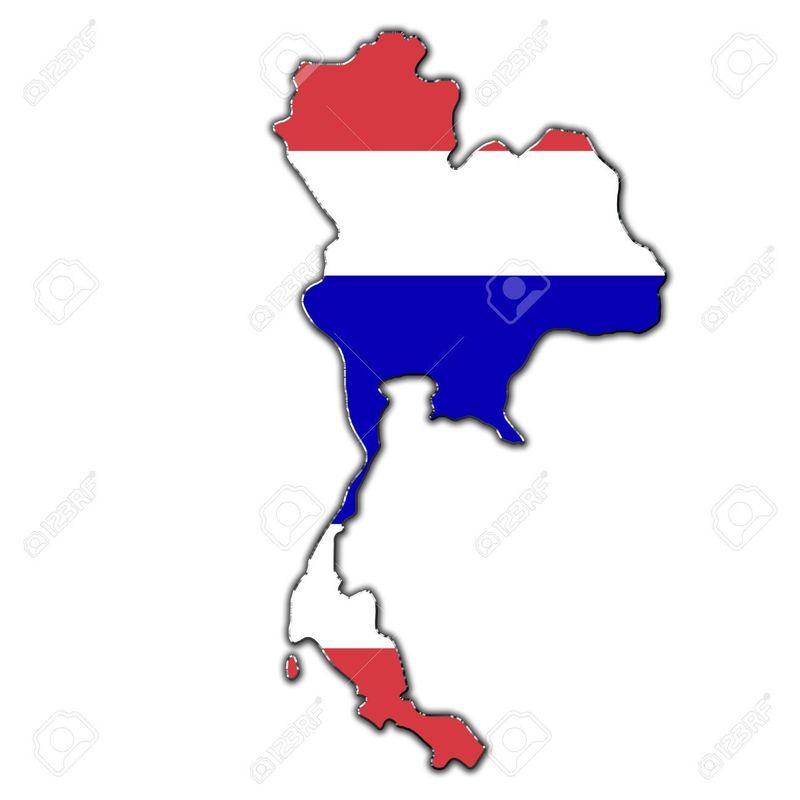 ¿Con qué país NO limita Tailandia?