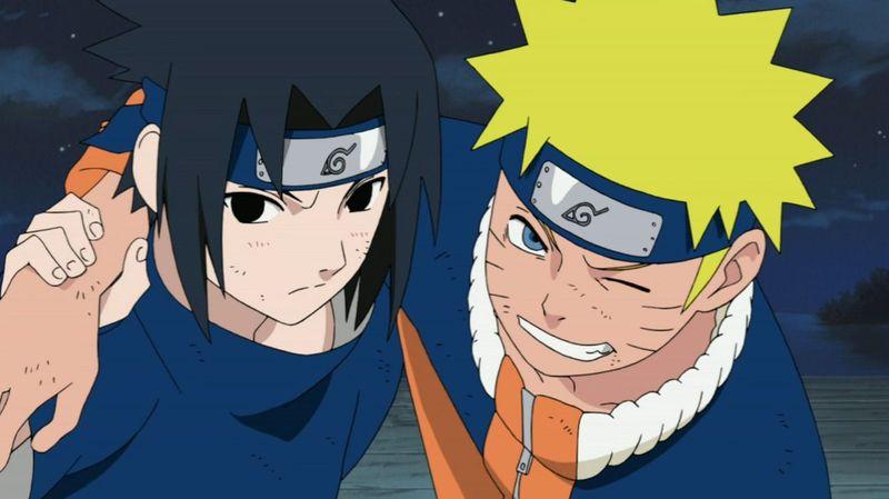 ¿Sasuke o Naruto?