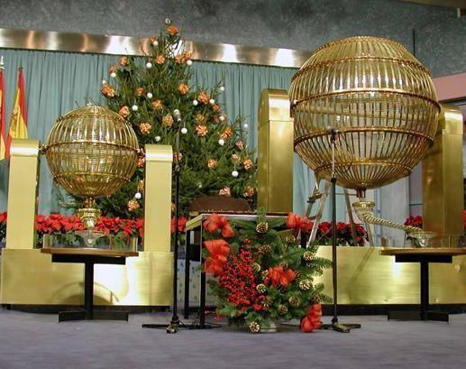 ¿En qué año y ciudad española se sorteó la primera lotería de Navidad?