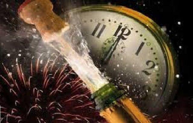 ¿Con qué popular costumbre reciben el año nuevo algunos países de Latinoamérica?
