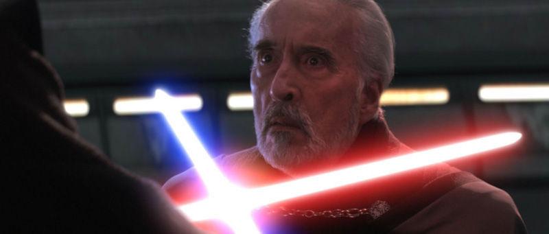 ¡Has perdido! El Jedi era más poderoso de lo que creías y has subestimado su poder.