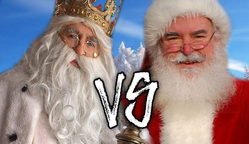 ¿Eres partidario/a/ en tu familia celebráis el Día de Papá Noel o sólo el Día de Reyes,o ambos con sus correspondientes regalos?