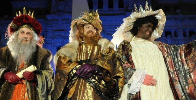 ¿Qué opinas que en la cabalgata,casi siempre el Rey Baltasar sea un blanco pintado y se elija también mujeres para hacer de rey?
