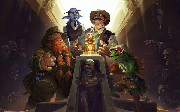 ¿Estaban los personajes de la liga de expedicionarios en el Warcraft original?