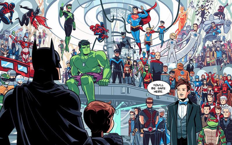 24989 - ¿Qué clase de héroe serías?