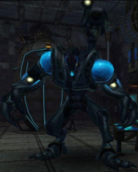 Los Piratas Élite utilizan cañones de plasma en sus hombros, ¿de dónde salieron estas armas?
