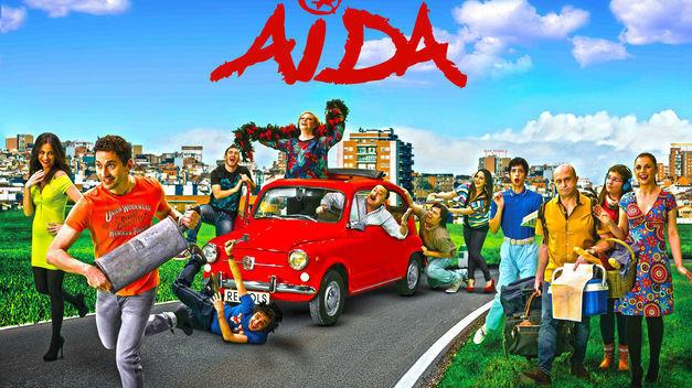 Aida: Actores