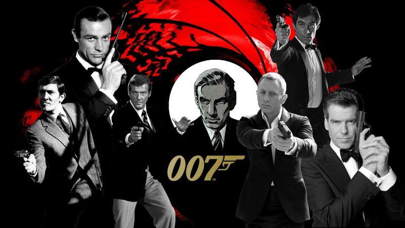 25031 - James Bond: Operación Encuesta