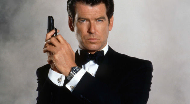 De Pierce Brosnan: