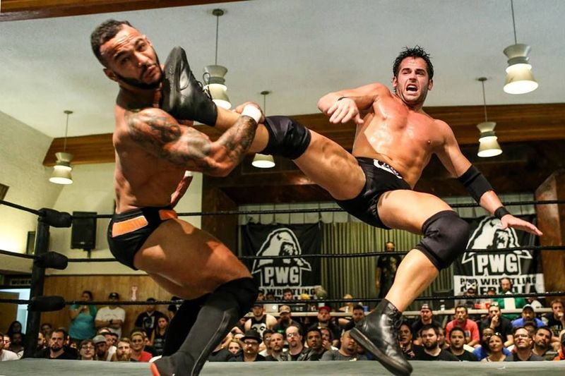 25090 - ¿Cuánto sabes de Wrestling?