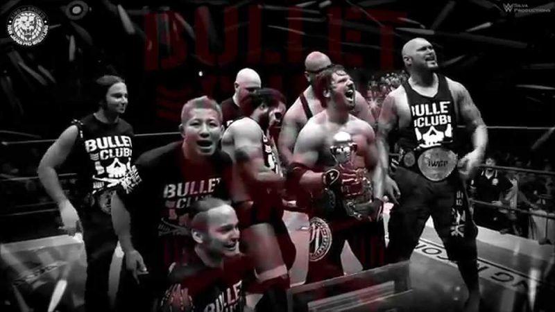 ¿Cuál de estos no es actual miembro del Bullet Club?