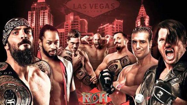 ¿Quién tiene el reinado más largo del ROH World Championship?