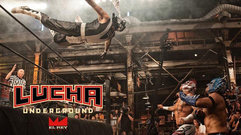 ¿Quién es el actual Lucha Underground Championship?