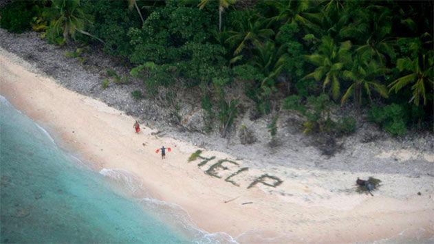 25100 - Si te dieran a elegir entre dos cosas para llevarte a una isla... ¿Qué decidirías?
