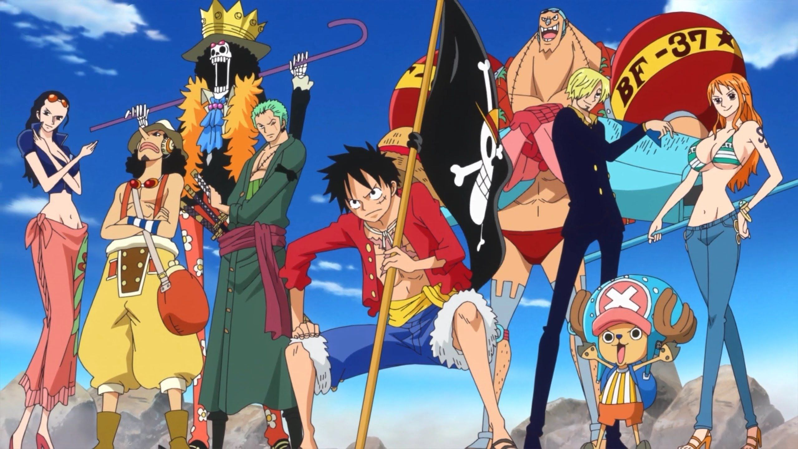 7089 - ¿Crees saberlo todo sobre el mundo de One Piece?