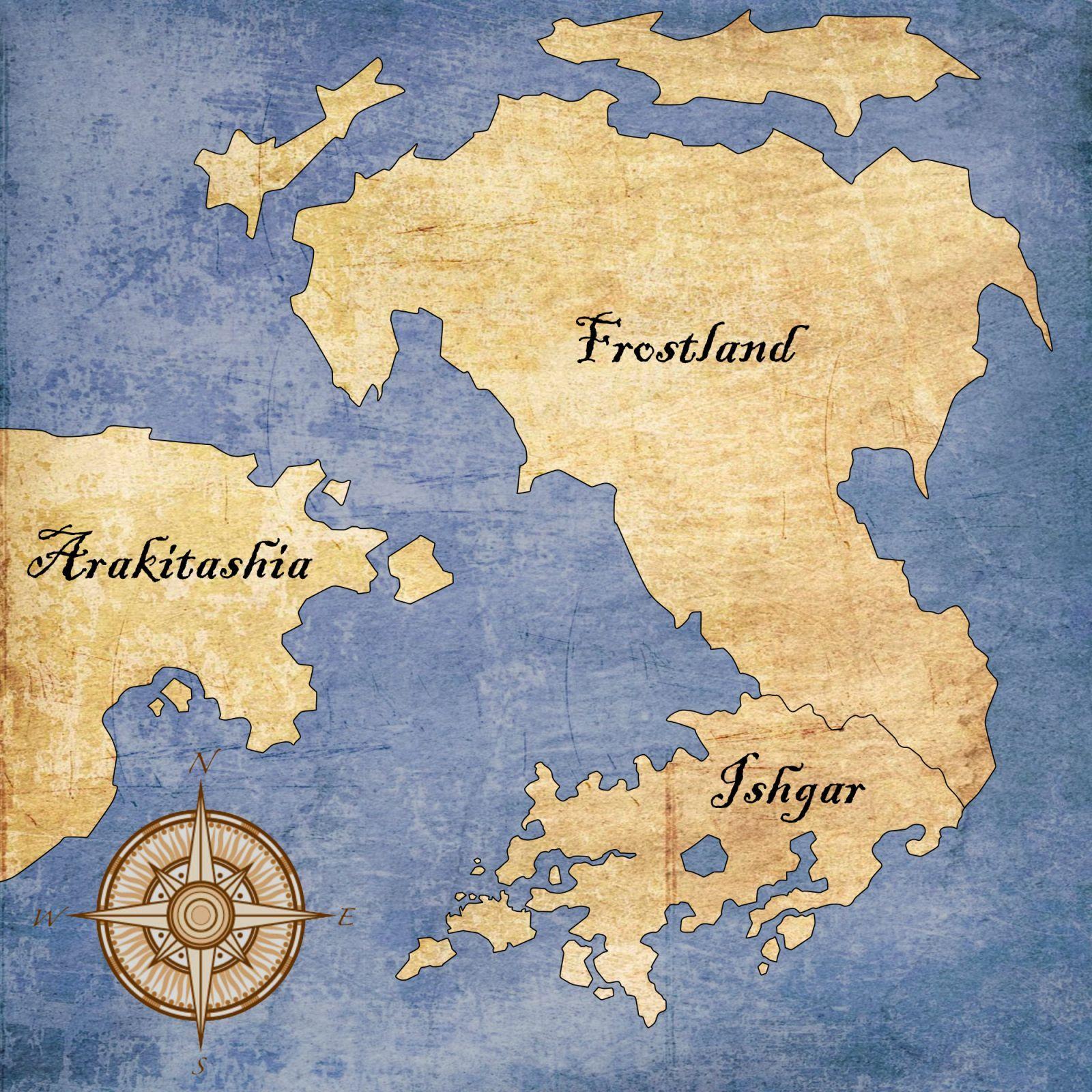 8125 - ¿Conoces a todos los personajes de Arakitashia e Ishgar? Nivel intermedio