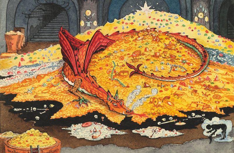 24473 - El Hobbit, historia de una ida y una vuelta