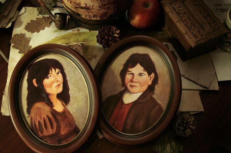 ¿Cómo se llamaban los padres de Bilbo Bolson?