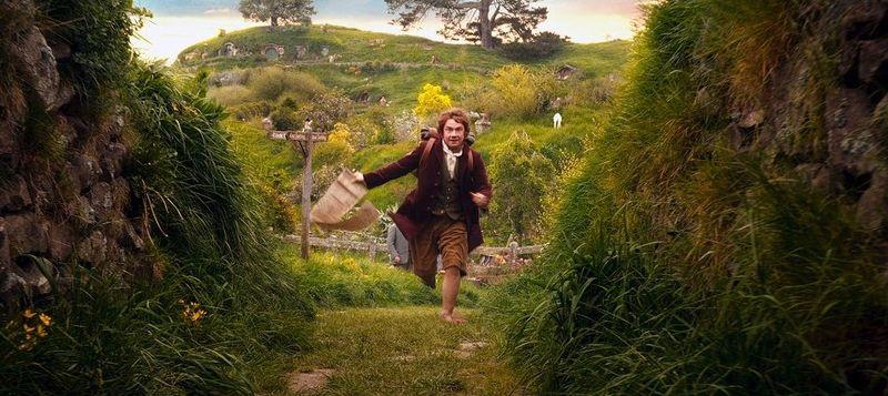 ¿Qué frase se le ocurrió a Tolkien para empezar a escribir su libro?