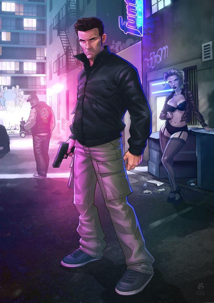 ¿Qué hacía Claude Speed protagonista de Gta III en San Andreas?
