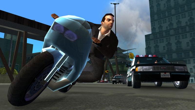 ¿Cómo se llama la ultima misión de Gta Liberty City Stories?