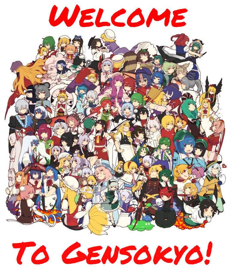 24692 - ¿A qué raza pertenecerías si vivieras en Gensokyo? (Touhou)