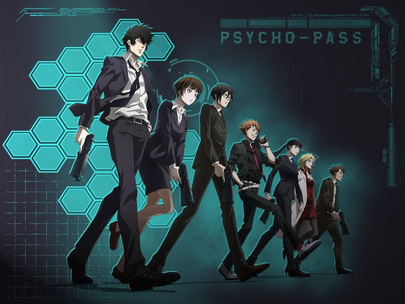 24958 - ¿Cuánto sabes de Psycho-Pass? [Spoilers]