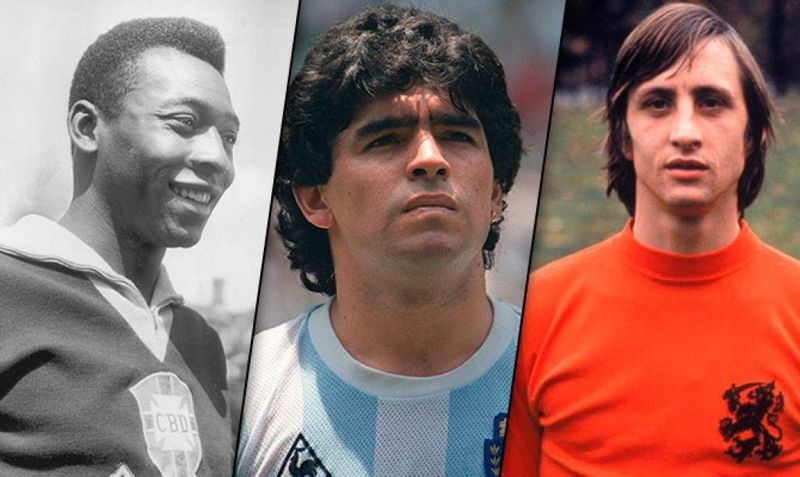 25158 - ¿A qué legendario futbolista te pareces?