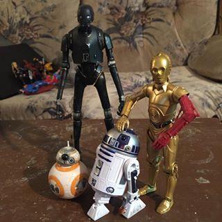 25166 - ¿Qué bot de Star Wars sería tu compañero?