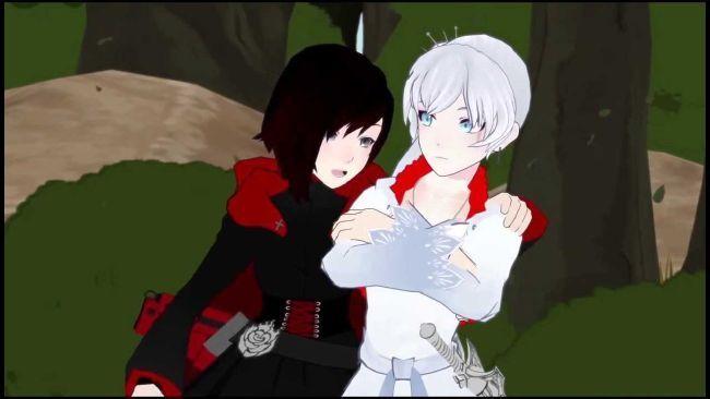 ¿Cómo se conocieron Ruby y Weiss?