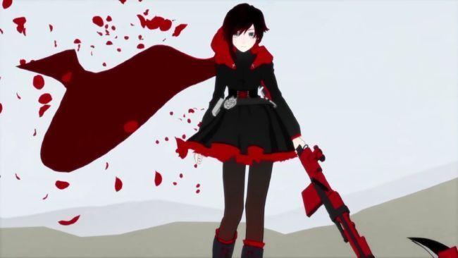 El Grimm que Ruby decapitó en el volumen 1 era un: