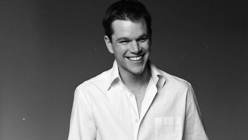 ¿En qué serie o película no ha participado Matt Damon?