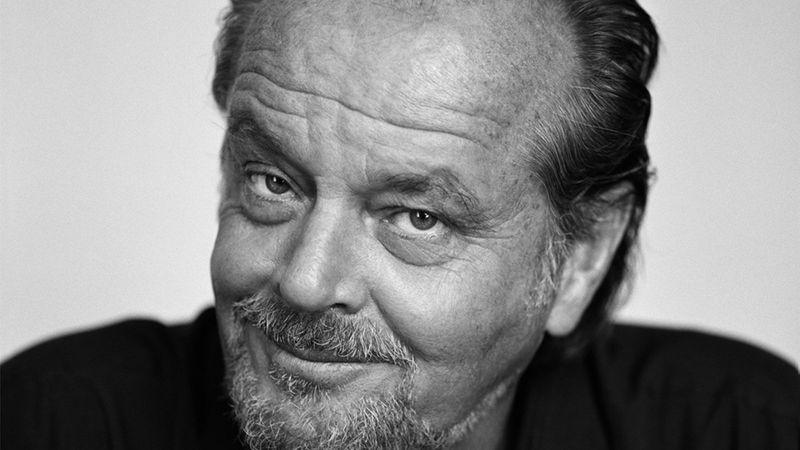 ¿En qué serie o película no ha participado Jack Nicholson?