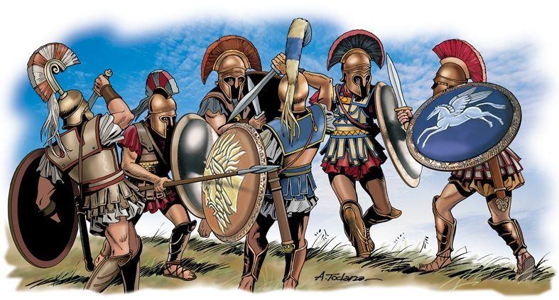 ¿Atenas o Esparta?
