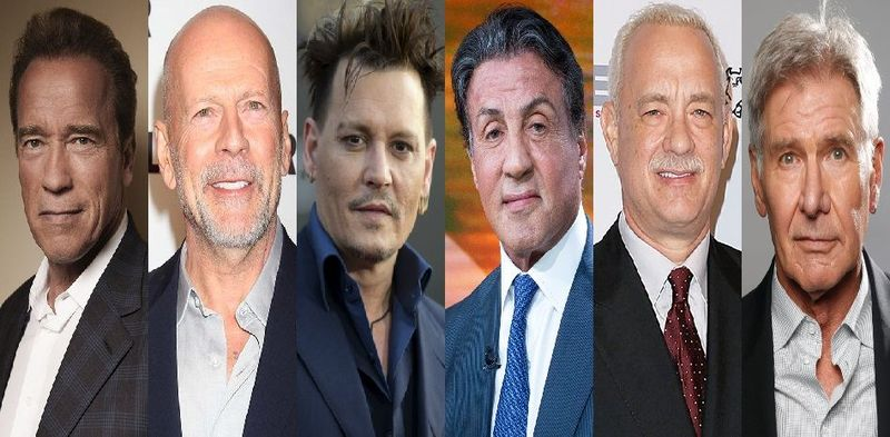 25193 - Relaciona cada actor con el objeto/objetos de alguna de sus películas más conocidas y famosas (PARTE 1)