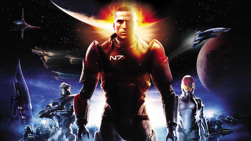 25202 - ¿Sabrías reconocer las razas de Mass Effect? (Fácil)