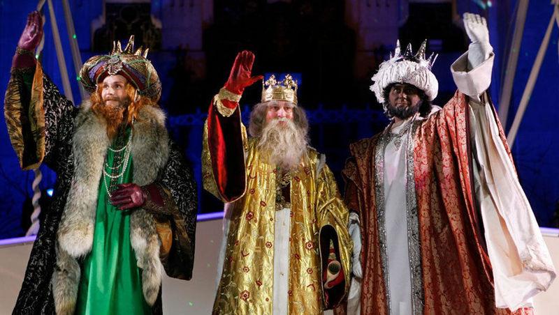 25208 - ¡Ya vienen los Reyes Magos!