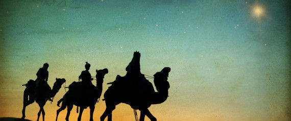 ¿En qué siglo se le dieron nombre a los Reyes Magos?
