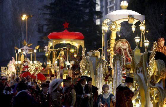 Y hablando de cabalgatas ¿en qué año se realizó en España la primera cabalgata de Reyes?