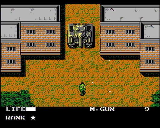 ¿Podéis nombrar este clásico de los juegos de acción?