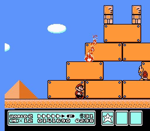 Una muy fácil, seguro, ¿Podéis nombrar a qué título de la franquicia de Mario Bros pertenece este escenario?