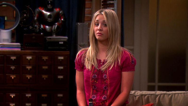 ¿Y Penny (Big Bang Theory)?