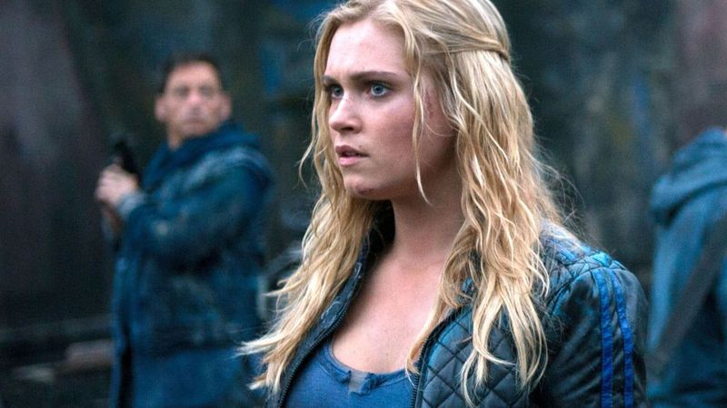 ¿Y Clarke (The 100)?