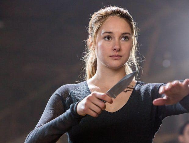 ¿Y Tris Prior (Divergente)?
