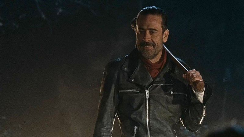 Vamos terminando... Negan (The Walking Dead)