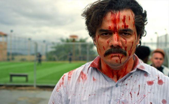 Y para terminar... Pablo Escobar (Narcos)