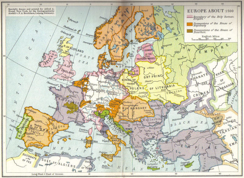 ¿Un indígena en el Imperio Español o un católico en la Inglaterra de Enrique VIII?