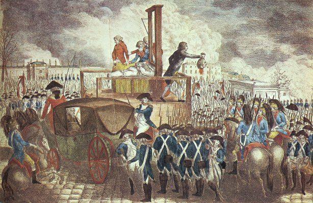 ¿Vivir en la Francia del Terror o en la Francia Napoleónica?