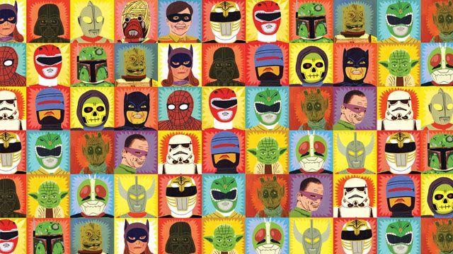 25254 - ¿Eres más de héroes o de villanos?