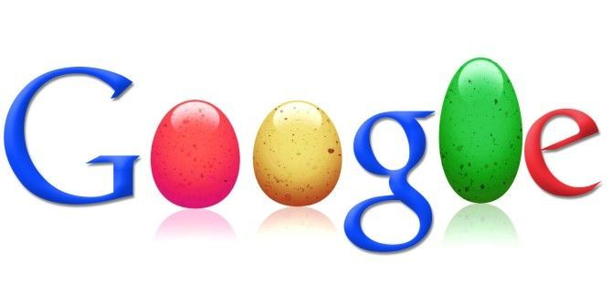25295 - Easter eggs de Google. ¿Los conoces?